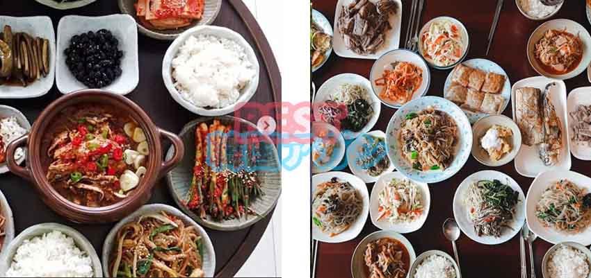 韓国エスコートアガシと一緒に楽しむグルメ